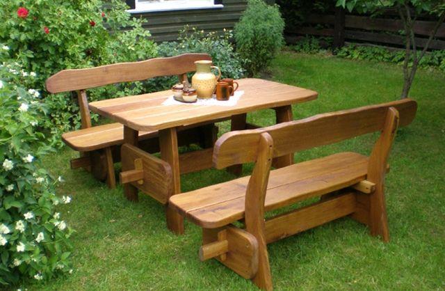 Выбираем мебель для дачи и сада