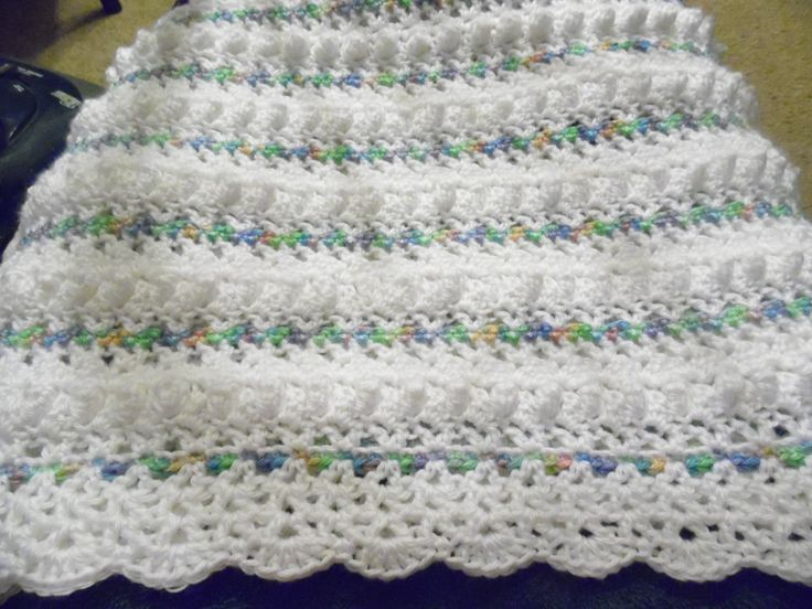 Crochet Stitches Crochet Popcorn Stitch : crochet blanket using popcorn stitch Crochet Items Pinterest