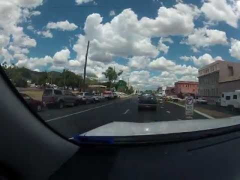 If you want to see what a road-trip from Tamworth to Brisbane looks like in just over three minutes, then this video is for you!!! lol :)