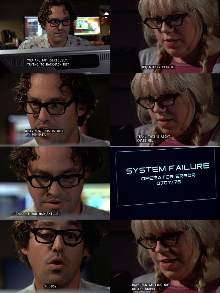 "Garcia and Kevin's first ""meeting"" haha 