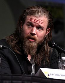I LOVE OPIE <3   (ryan hurst i want to marry you :)