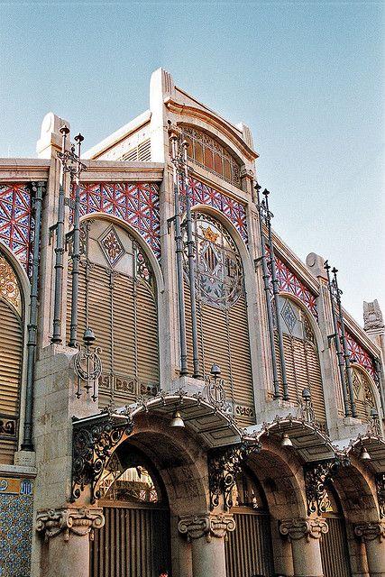 Mercado Central, València - Revista CheCheChe