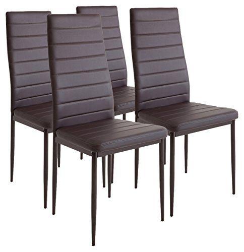 Pi di 25 fantastiche idee su sedie per la sala da pranzo su pinterest moderne sedie sedie - Sedie moderne sala da pranzo ...