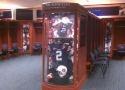 Cam Newton is honored in the Auburn Football Locker Room