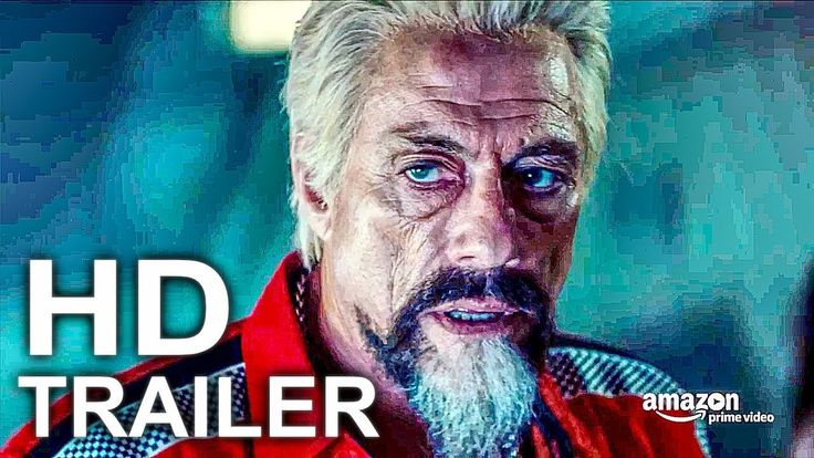 JEAN CLAUDE VAN JOHNSON Trailer #2 NEW (2017) Jean Claude Van Damme HD
