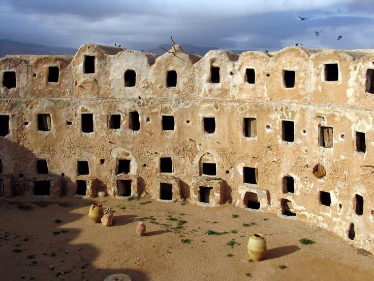 Architettura, Libia