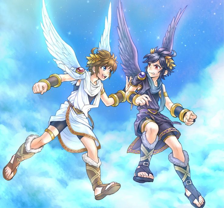 Pit And Dark Pittoo Kid Icarus Uprising