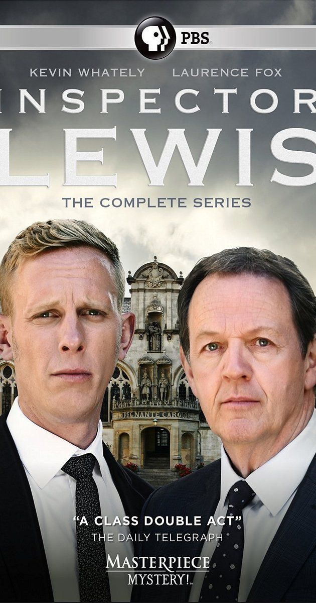 Inspector Lewis (TV Series 2006–2015) - IMDb