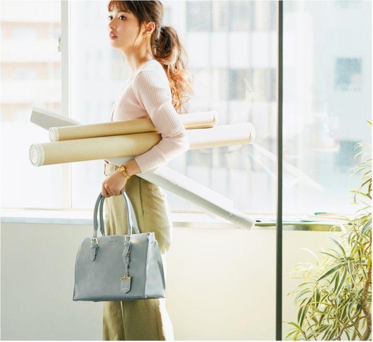 最強の「お仕事バッグ」が5位→1位に!「お仕事服」テーマ人気継続中♡ 今週の人気ランキングトップ3! | ファッション(コーディネート・流行) | DAILY MORE