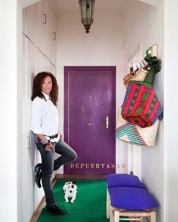 Un apartamento bohemio en Madrid /A bohemian penthouse in Madrid   Bohemian and Chic