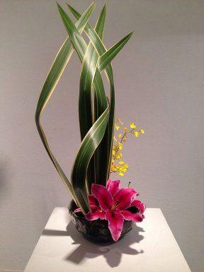 Arte floral Japones