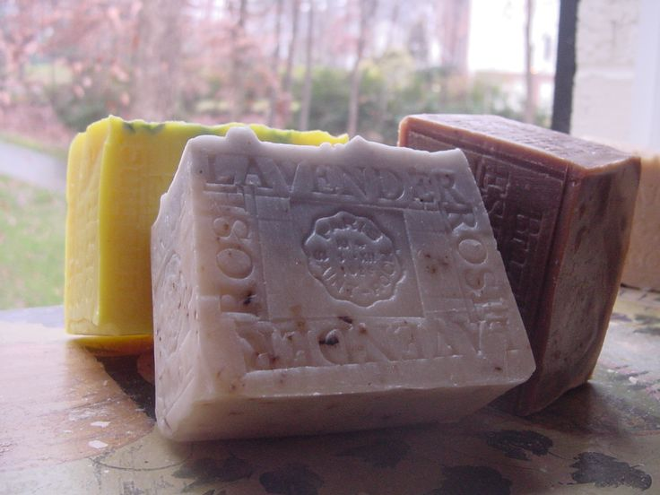 # soaps #handcrafted include #lavender Soap !