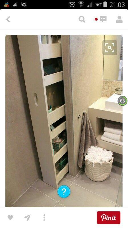 Badkamer  nieuwe huis inrichting ideeen  Pinterest