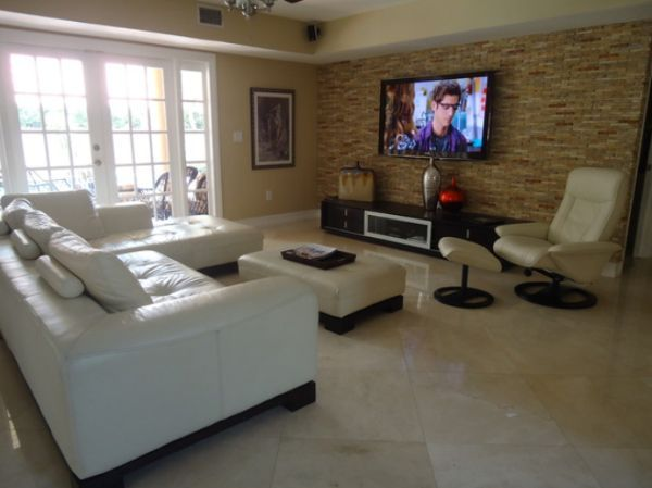 Modern Living Room Wall Mount Tv Design Ideas Tv Walls