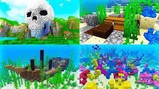 Top 10 Minecraft 1 13 Seeds Minecraft 1 13 Update Minecraft