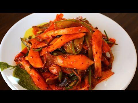 153 best korean food images on pinterest korean food recipes beoseot minari chomuchim sweet sour spicy mushrooms and water dropwort this is the korean recipe site forumfinder Gallery