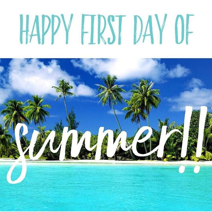 IT'S OFFICIALLY HERE!! Happy First Day of Summer! ☀️🏝 Are you ready for the hot days and skin-baring outfits? 👙Book your appointments for waxing services, facials, and eyelash extensions and be ready for anything! (Summertime gets very busy in the boutique, so book early!)