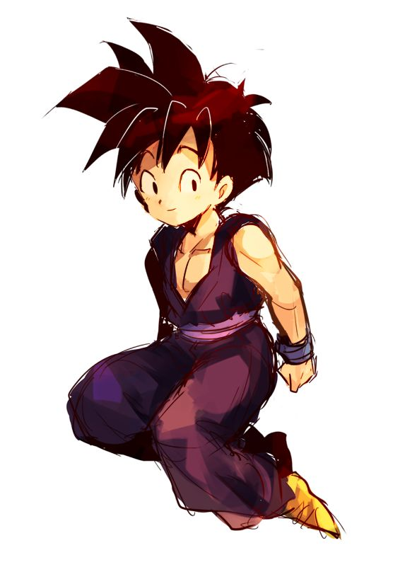 Dragon Ball Z Anime Characters : The best dbz gohan ideas on pinterest goku