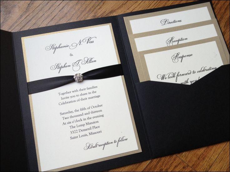 Cheap Wedding Pocket Invitations: Best 25+ Discount Wedding Invitations Ideas On Pinterest