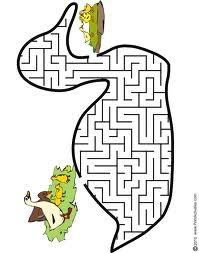 duck maze - Google Search