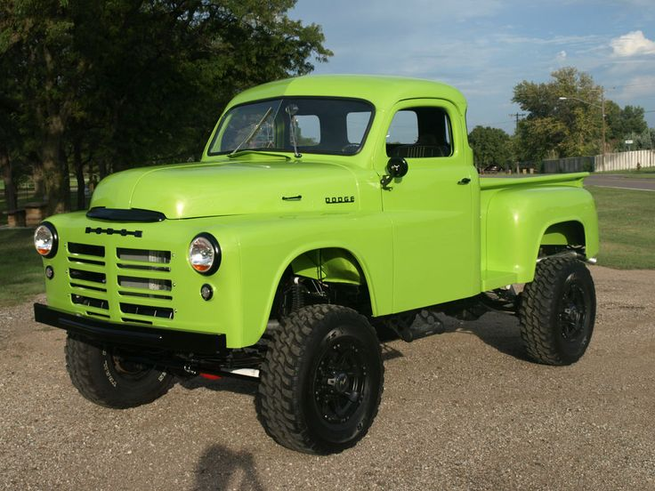Details about 1949 Dodge Other Pickups none Dodge and 4x4