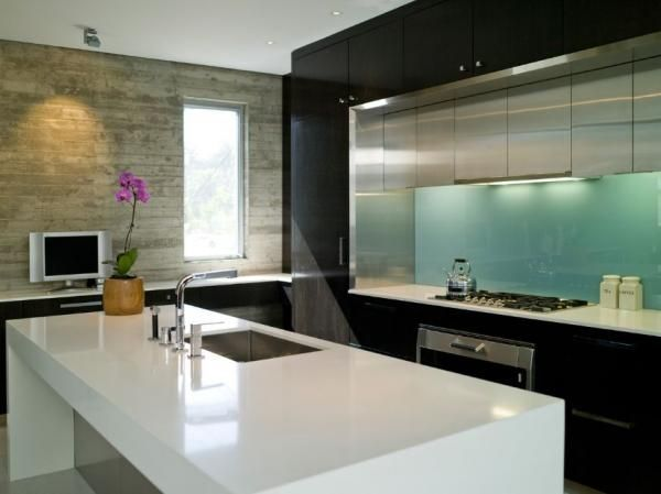34 modern kitchen designs modern kitchen designs for Kitchen design 10 5 full patch