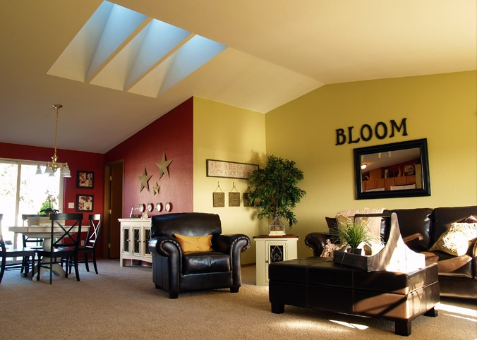 Interior Photos Lexar Homes Livingroom Pinterest