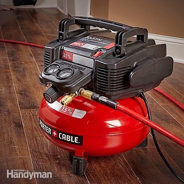 <p>when you're shopping for an air compressor, the first thing you'll notice is that they're plastered with specifications: 2 hp, 3 gallon, 2.8 cfm, 130 psi, 73 db...</p><p>but don't let all those specs confuse you. we'll tell you what they mean, what matters and what doesn't, and help you choose a compressor to suit your needs.</p><p>we tried the most widely available compressors on the market—more than 20 models—and selected eight that we thought were the best choices for diyers. we…