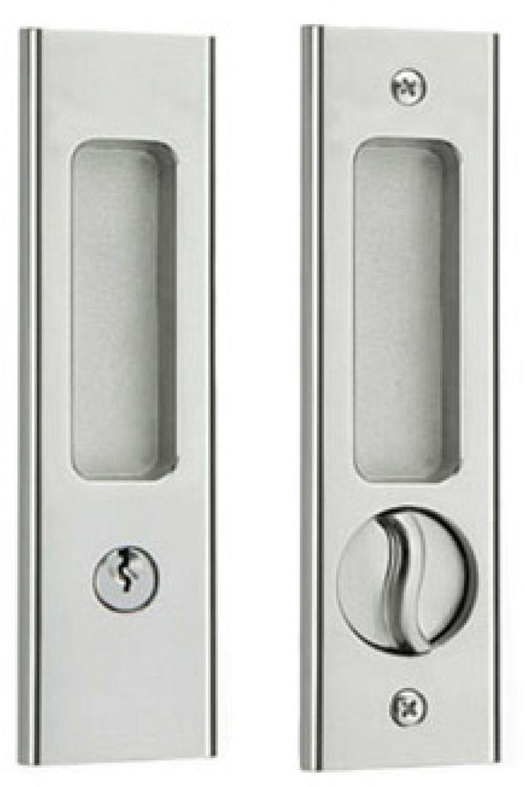 How to repair and replace a pocket door ron hazelton online - Keyed Pocket Door Hardware