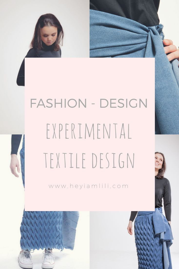 It might sound weird that a mechanical engineering student developed a fashion - design project, right? Yep, it can. But you come and read all about it!