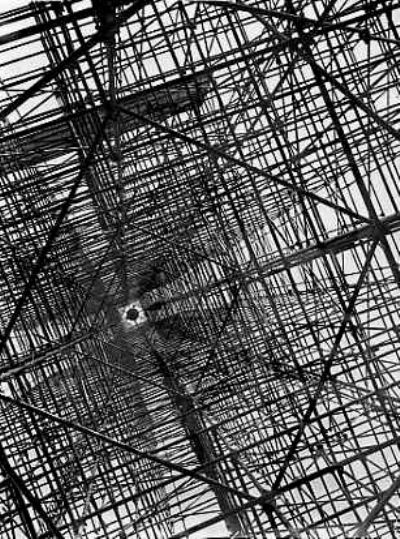 Marcel Lefrancq, And Then Comes an Age of Steel, 1935Steel Structures, Steel Michele, Michele Lefrancq, Texture, Steel 1935, Form Abstract, Lefrancq 1935, Random Pattern, Marcel Lefrancq