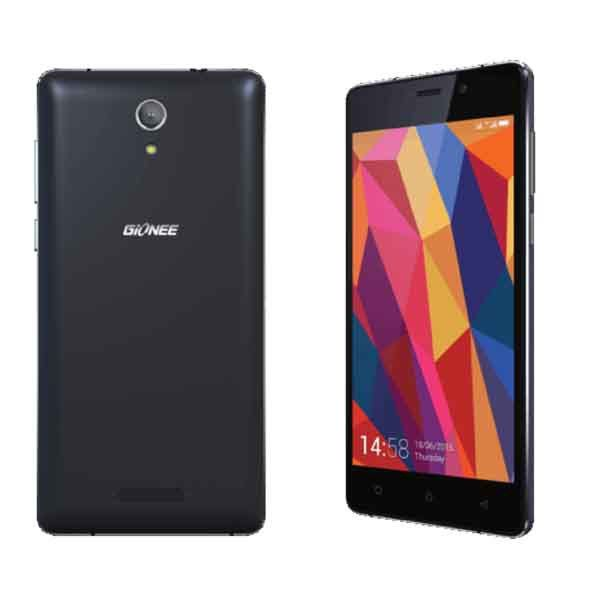 Gionee Marathon M4, Black (4G, 16GB)