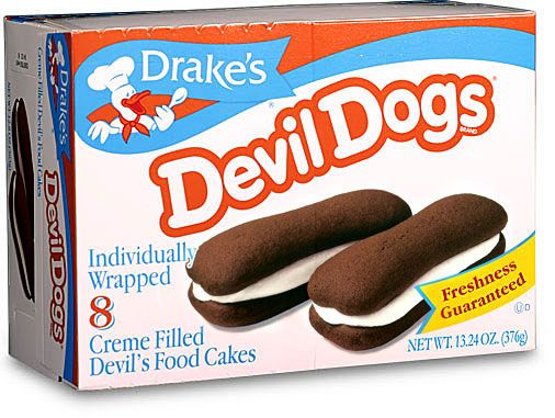 Devil Dog Snack Food