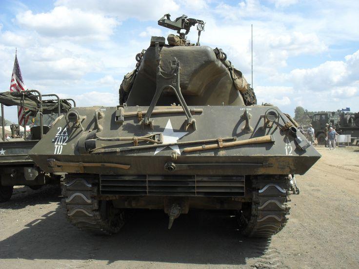 M10 Tank Destroyer Walkaround   by nick.shuttleworth