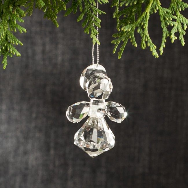Have you been an angel this year? Decorate your tree with one of these angel ornaments?
