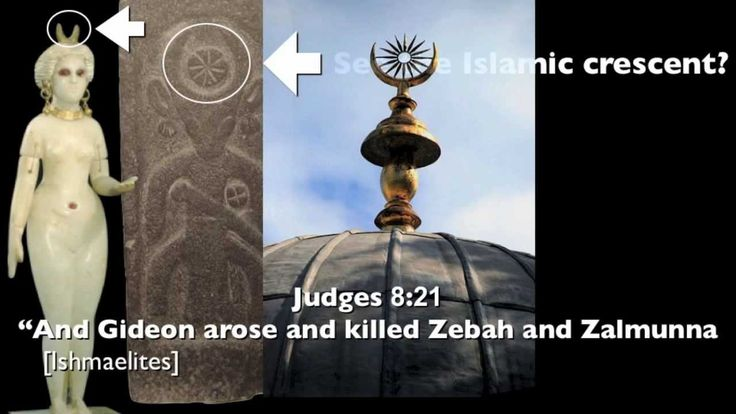 Baal (Allah) and Ashtaroth (Easter) in Judaism, Christianity, and Islam - YouTube