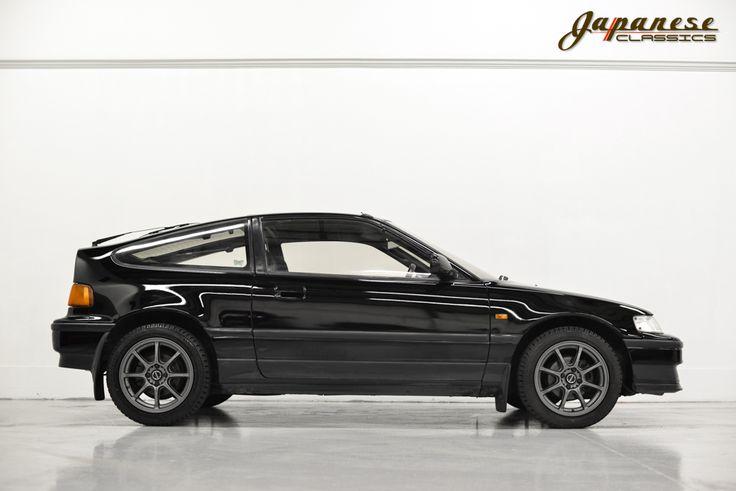 Japanese Classics | 1989 Honda EF7 CRX Si