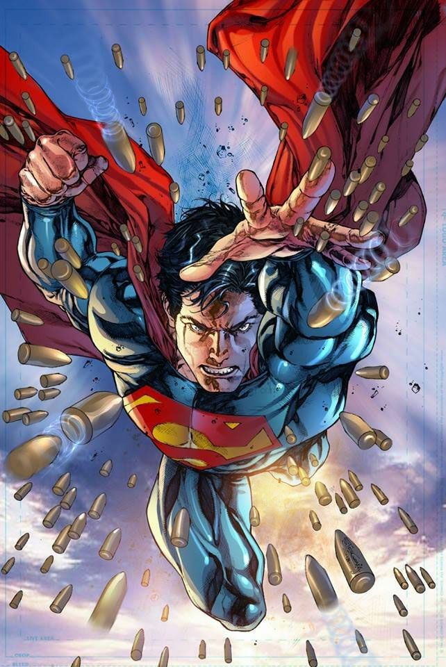 Supes unstoppable