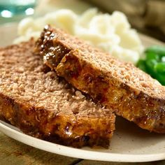 Easy meatloaf recipe that uses Lipton onion soup mix