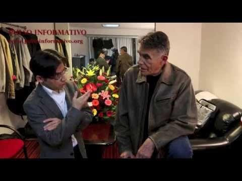 """Héctor Suárez en """"Estoy Loco"""", entrevista exclusiva para Reflectores, Pulso Informativo TV  - http://masideas.com/2014/11/03/hector-suarez-en-estoy-loco-entrevista-exclusiva-para-reflectores-pulso-informativo-tv/"""