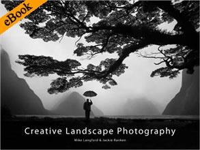 Mike Langford and Jackie Ranken, Queenstown Centre for Creative Photography