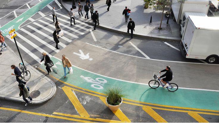 No, Bike Lanes Don't Cause Horrible Congestion | Co.Design | business + design
