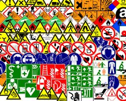 Clipart gallery of danger signs - 2.1.0