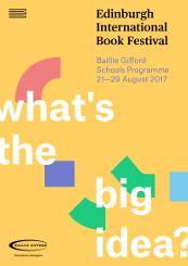 Edinburgh's International Book Festival is always fantastic.