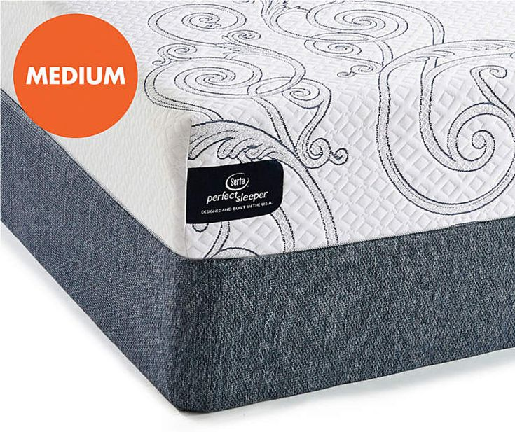 Serta Perfect Sleeper Walnut Creek Full Mattress & Box Spring Set at Big Lots.