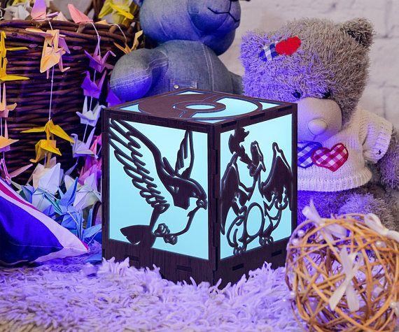 Pokemon Nightlights For Toddlers Bightlights For Children S Rooms