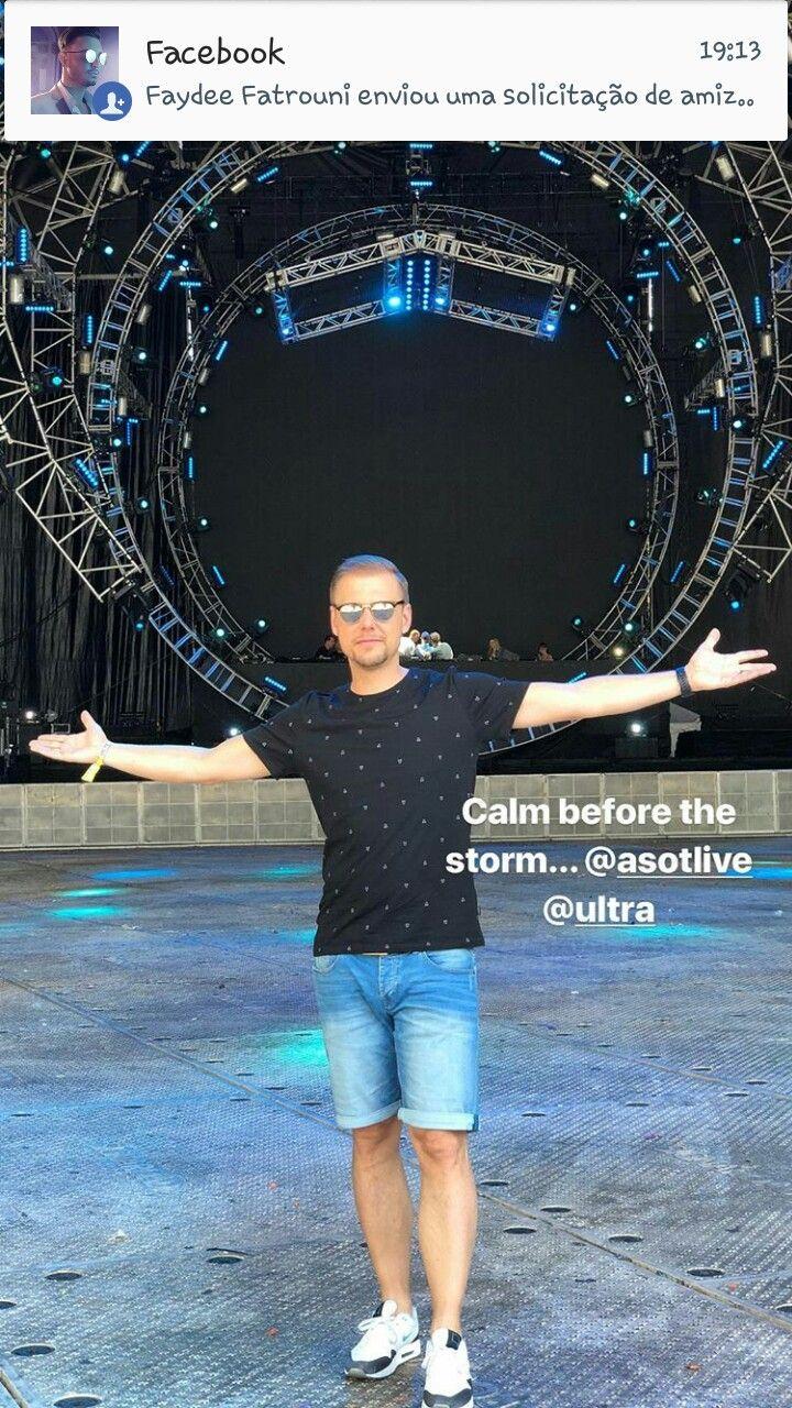 Ultra Miami 2018 Armin Van Buuren Miami Music Best Dj