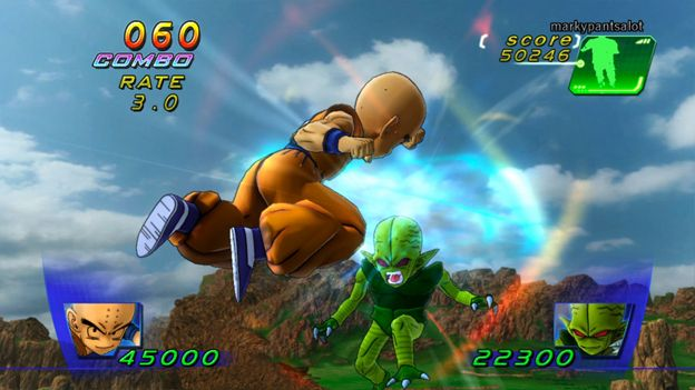 Dragon Ball Z for Kinect Review for Xbox 360 - Cheat Code Central