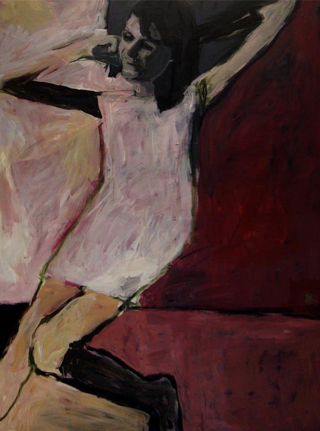 Barbara Kroll, selfie