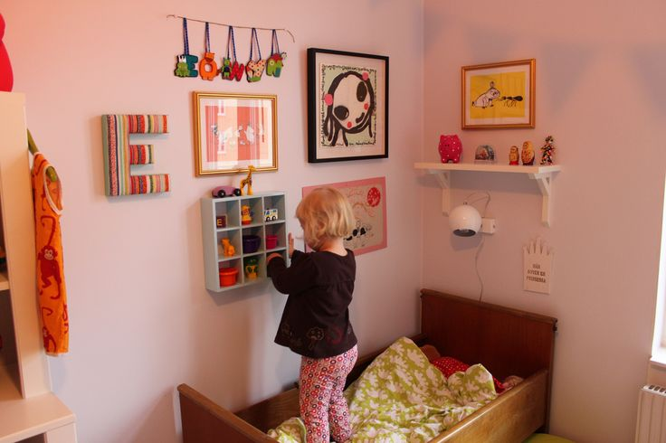 tiny eclectic room